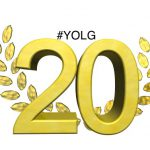 20 #YOLG Complete Pin