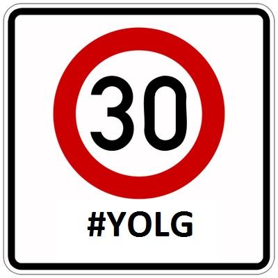 #YOLG 30 Games Complete