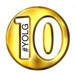 10 #YOLG Pin