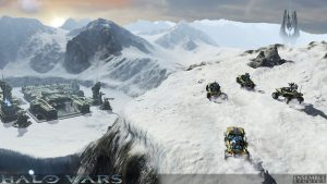 Halo Wars Snow