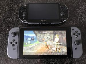 Vita V's Switch